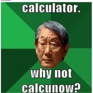 math jokes calculator