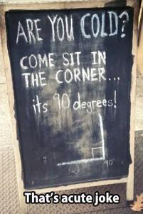 acute math joke