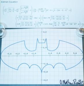 batman math